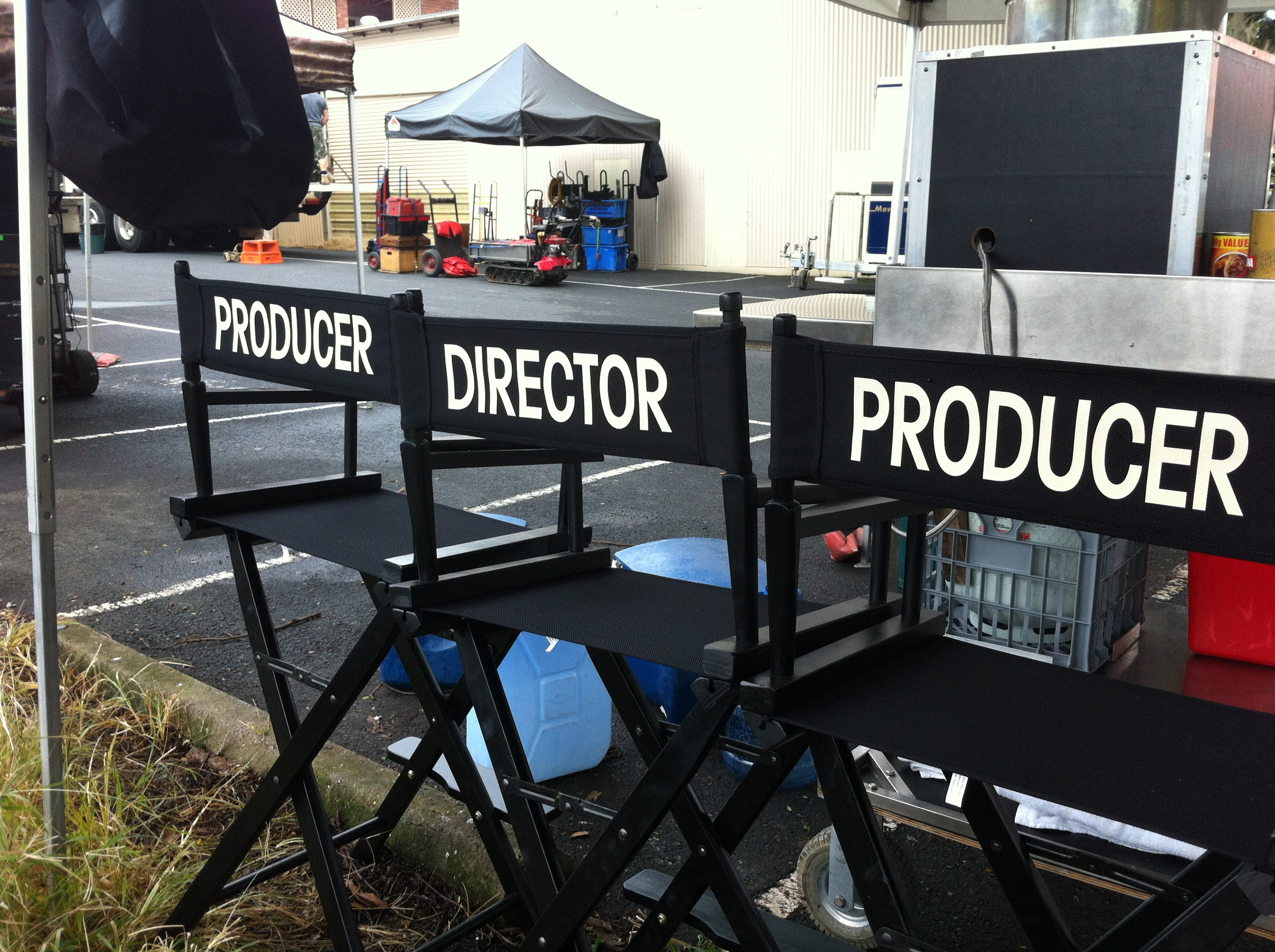 Feature films production