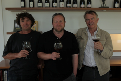 Sam Neal winemaker TV series about wine