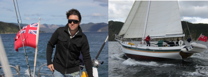 sailing winemakers TV series about wine